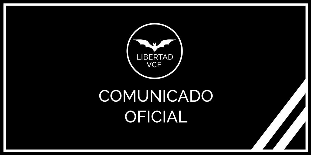 Comunicado Libertad VCF Príncipe de Johor e ICAC