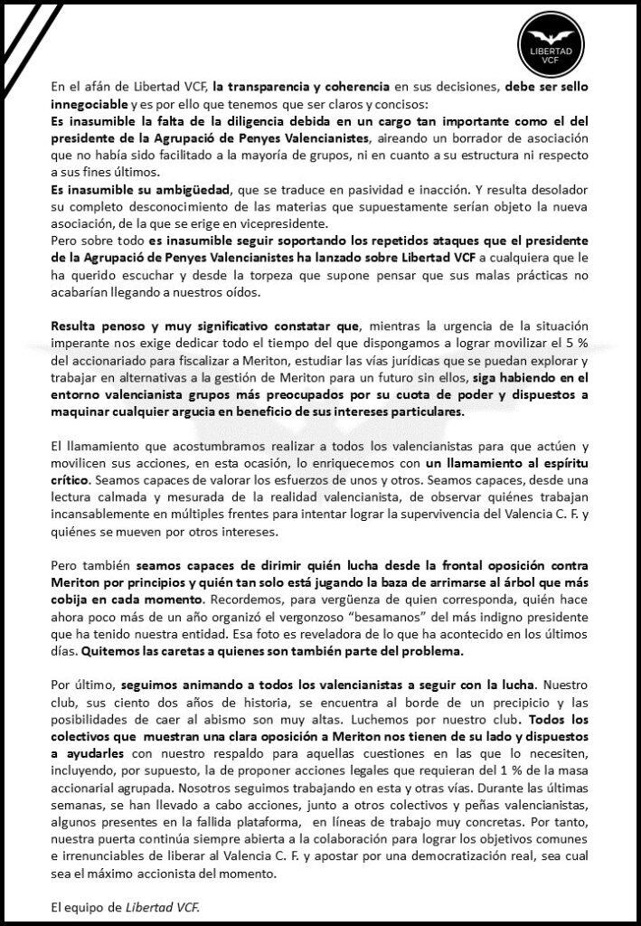 comunicado libertad vcf salida de torino a mestalla pagina 2